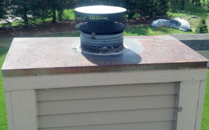 Prefab Manufactured Chimney Cause Leaking